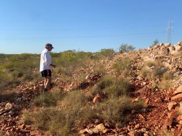 Pilbara Gold Project, Western Australia